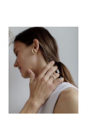 Кольцо\кафф Logvinenko Jewelry купить в интернет магазине Украина