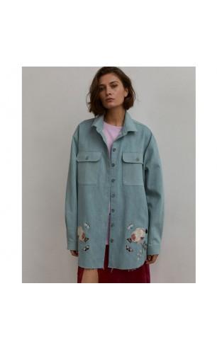 Рубашка Lalkarka by Loyanich купить в интернет магазине Украина