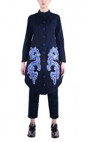 Платье-рубашка KAMI KAMI купить в интернет магазине Украина