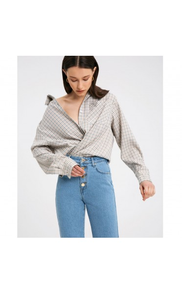 Рубашка VIKA ADAMSKAYA купить в интернет магазине Украина